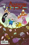 Cover for Adventure Time (Boom! Studios, 2012 series) #4