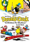 Cover for The Complete Carl Barks Disney Library (Fantagraphics, 2011 series) #[11] - Walt Disney's Donald Duck: A Christmas for Shacktown