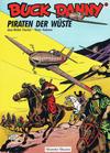 Cover for Buck Danny (Carlsen Comics [DE], 1989 series) #2 - Piraten der Wüste