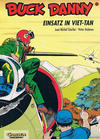 Cover for Buck Danny (Carlsen Comics [DE], 1989 series) #21 - Einsatz in Viet-tan