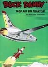 Cover for Buck Danny (Carlsen Comics [DE], 1989 series) #27 - Jagd auf ein Phantom