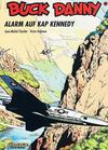 Cover for Buck Danny (Carlsen Comics [DE], 1989 series) #26 - Alarm auf Kap Kennedy
