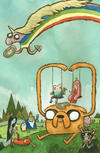 Cover for Adventure Time (Boom! Studios, 2012 series) #4 [Cover C by Scott C.]