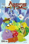 Cover for Adventure Time (Boom! Studios, 2012 series) #4 [Cover B by Kassandra Keller]