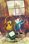 "Cover for Adventure Time (Boom! Studios, 2012 series) #5 [Cover D by Mike ""Gabe"" Krahulik]"