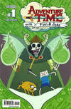 Cover Thumbnail for Adventure Time (2012 series) #1 [3rd Printing Cover by Chris Houghton]