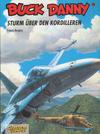 Cover for Buck Danny (Carlsen Comics [DE], 1989 series) #42 - Sturm über den Kordilleren
