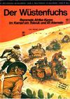 Cover for Der II. Weltkrieg in Bildern (Condor, 1976 series) #6 - Der Wüstenfuchs