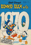 Cover for Donald Duck & Co (Hjemmet / Egmont, 1948 series) #1/1970