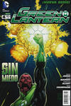 Cover for Green Lantern (Editorial Televisa, 2012 series) #4