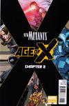 Cover for New Mutants (Marvel, 2009 series) #22 [Second Printing]