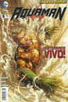 Cover for Aquaman (Editorial Televisa, 2012 series) #5