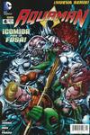 Cover for Aquaman (Editorial Televisa, 2012 series) #4