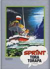 Cover for Sprint [Seriesamlerklubben] (Hjemmet / Egmont, 1998 series) #17 - Tora Torapa