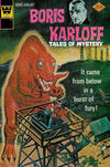 Cover for Boris Karloff Tales of Mystery (Western, 1963 series) #71 [Whitman]