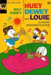 Cover for Walt Disney Huey, Dewey and Louie Junior Woodchucks (Western, 1966 series) #14 [Whitman]