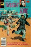 Cover for The Twilight Zone (Western, 1962 series) #78 [Whitman]