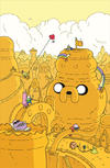 Cover for Adventure Time (Boom! Studios, 2012 series) #6 [Cover D by Steve Wolfhard]