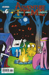 Cover for Adventure Time (Boom! Studios, 2012 series) #6 [Cover B by James Lloyd]