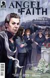 Cover Thumbnail for Angel & Faith (2011 series) #17 [Steve Morris Cover]