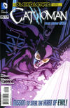 Cover for Catwoman (DC, 2011 series) #15