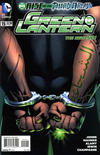 Cover for Green Lantern (DC, 2011 series) #15