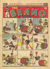 Cover for The Beano Comic (D.C. Thomson, 1938 series) #306