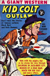 Cover for Kid Colt Outlaw Giant (Horwitz, 1960 ? series) #1