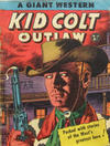 Cover for Kid Colt Outlaw Giant (Horwitz, 1960 ? series) #18