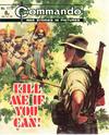 Cover for Commando (D.C. Thomson, 1961 series) #1110