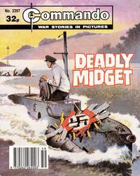 Cover Thumbnail for Commando (D.C. Thomson, 1961 series) #2397