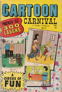 Cover Thumbnail for Cartoon Carnival (Charlton, 1962 series) #10