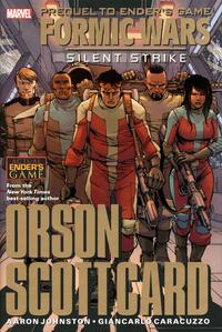 Cover Thumbnail for Formic Wars: Silent Strike (Marvel, 2012 series) #[nn]