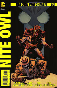 Cover Thumbnail for Before Watchmen: Nite Owl (DC, 2012 series) #3 [Chris Samnee Cover]