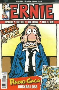Cover Thumbnail for Ernie (Egmont, 2000 series) #3/2008