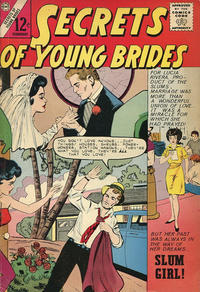 Cover Thumbnail for Secrets of Young Brides (Charlton, 1957 series) #35