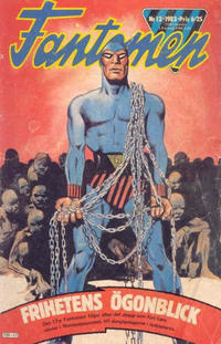 Cover Thumbnail for Fantomen (Semic, 1963 series) #12/1983