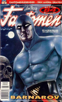 Cover Thumbnail for Fantomen (Semic, 1963 series) #6/1994