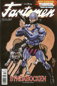 Cover Thumbnail for Fantomen (Egmont, 1997 series) #23/2011