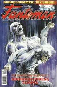 Cover Thumbnail for Fantomen (Egmont, 1997 series) #21-22/2011