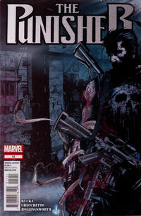 Cover Thumbnail for The Punisher (Marvel, 2011 series) #12