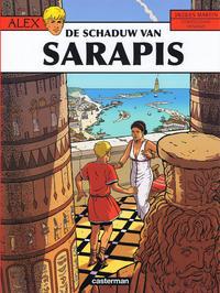 Cover Thumbnail for Alex (Casterman, 1968 series) #31 - De schaduw van Sarapis