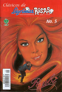 Cover Thumbnail for Clásicos de Lágrimas Risas y Amor.  Rubí (Grupo Editorial Vid, 2012 series) #5