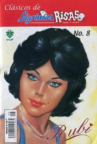 Cover Thumbnail for Clásicos de Lágrimas Risas y Amor.  Rubí (Grupo Editorial Vid, 2012 series) #8
