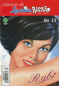 Cover Thumbnail for Clásicos de Lágrimas Risas y Amor.  Rubí (Grupo Editorial Vid, 2012 series) #13