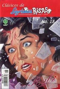 Cover Thumbnail for Clásicos de Lágrimas Risas y Amor.  Rubí (Grupo Editorial Vid, 2012 series) #18