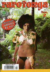 Cover Thumbnail for Rarotonga (Grupo Editorial Vid, 2012 series) #2