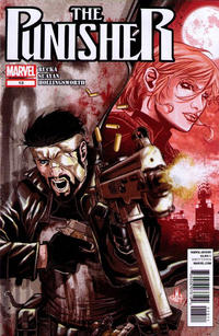 Cover Thumbnail for The Punisher (Marvel, 2011 series) #13