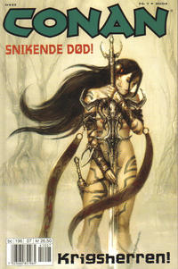 Cover Thumbnail for Conan (Bladkompaniet / Schibsted, 1990 series) #7/2004