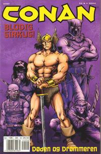 Cover Thumbnail for Conan (Bladkompaniet / Schibsted, 1990 series) #8/2004